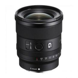 Объектив Sony FE 20mm f/1.8 (SEL20F18F)
