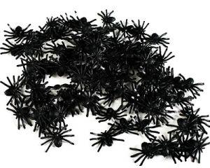 Набор мини-пауков (50 шт)