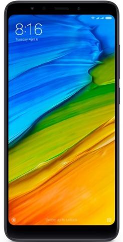 Смартфон Xiaomi Redmi 5 2/16Gb Black