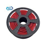 Гирлянда электр. дюралайт, красный, круглое сечение, диаметр 12 мм, 100 м, 3-жильный, 3000 ламп