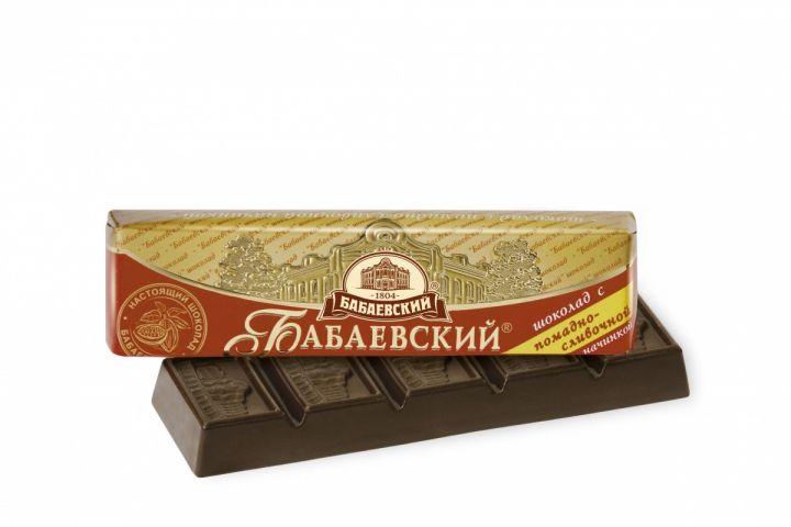 Батончик Бабаевский пом/слив. 50г