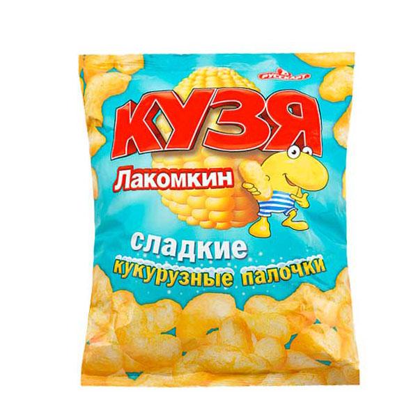Кукурузные палочки Кузя 38г
