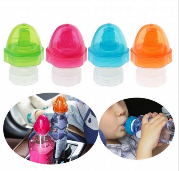 Детская насадка на бутылку Jiemu