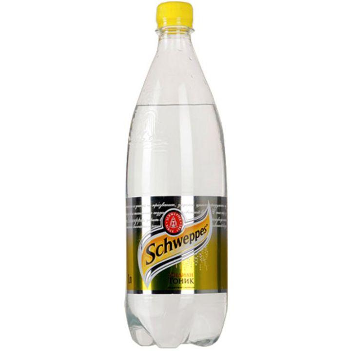 Газ. вода Швеппс 0,9л Лимон Кока-Кола