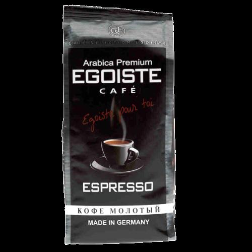 Кофе Egoiste Espresso молотый м/у 250г Германия