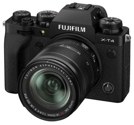 Фотоаппарат Fujifilm X-T4 Kit XF 18-55mm f 2.8-4R LM OIS