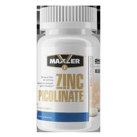 Zinc Picolinate от maxler 50 mg 60 tabs