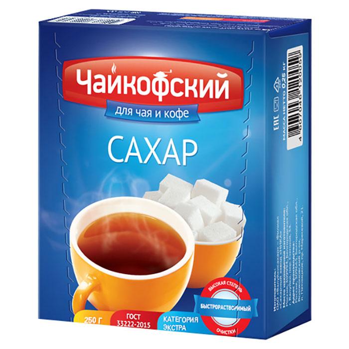 Сахар-рафинад 250г Чайкофский