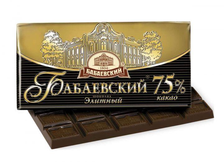 Шоколад Бабаевский Элитный 100г