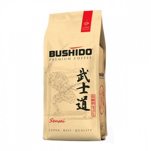 Кофе Бушидо Sensei зерно 227г