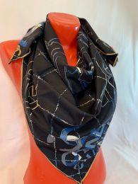 Шелковый платок Chanel, арт.080
