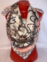Шелковый платок Gucci, арт.091