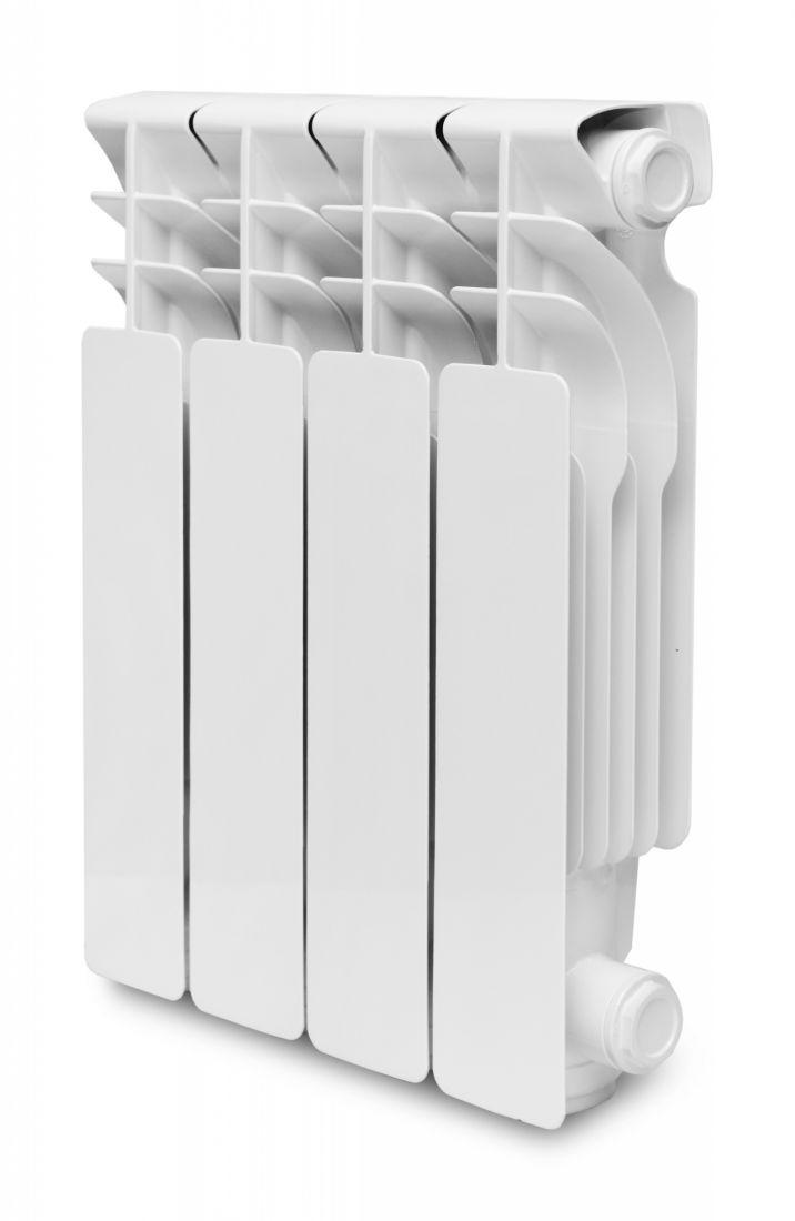Алюминиевый секционный радиатор LUX 350