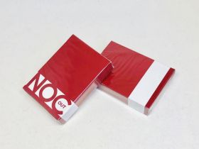 Игральные карты NOC Out: RED/GOLD Playing Cards