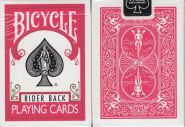 Игральные карты Bicycle Rider Back Playing Cards Pink Limited  (розовая)