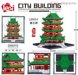 Конструктор LEZI Architecture Дворец LZ8012 (Аналог LEGO Creator) 3000 дет