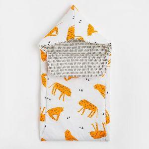 "Одеяло-конверт ""Крошка Я"" Tiger, 39х75 см, 100% хлопок 5100083"