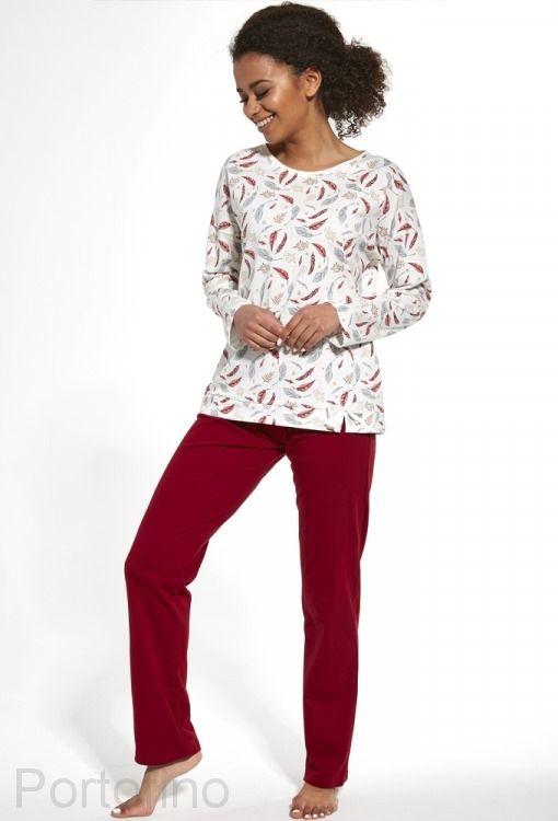 392-250 Пижама женская короткий рукав Cornette