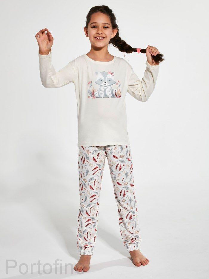 973-125 Пижама для девочек Cornette