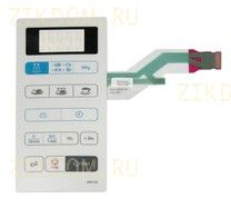 Сенсорная панель микроволновой печи Samsung ME83DR DE34-00355L