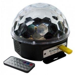 Диско - шар (светящийся шар)