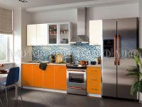 Кухонный гарнитур цветной