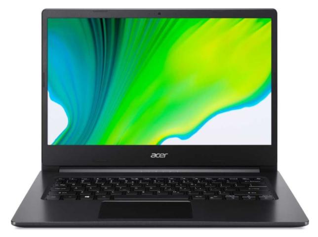 "Ноутбук ACER Aspire 3 A314-22-A7K7 (14""/AMD Athlon 3020e 1.2ГГц/4ГБ/128ГБ SSD/AMD Radeon/noOS) (NX.HVVER.006) Черный"