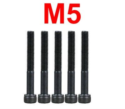Стержень рабочий M5 для заклепочника Baima BM-K18