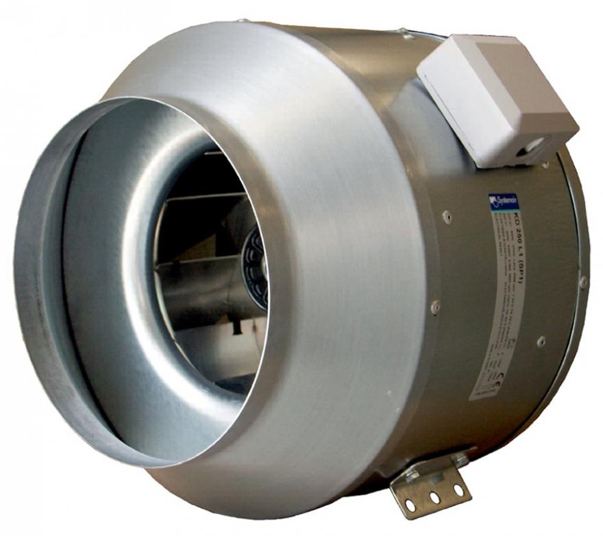 Канальный вентилятор KD 200 L1**