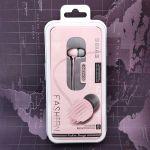 ELMCOEI EV-186 Розовые наушники-гарнитура