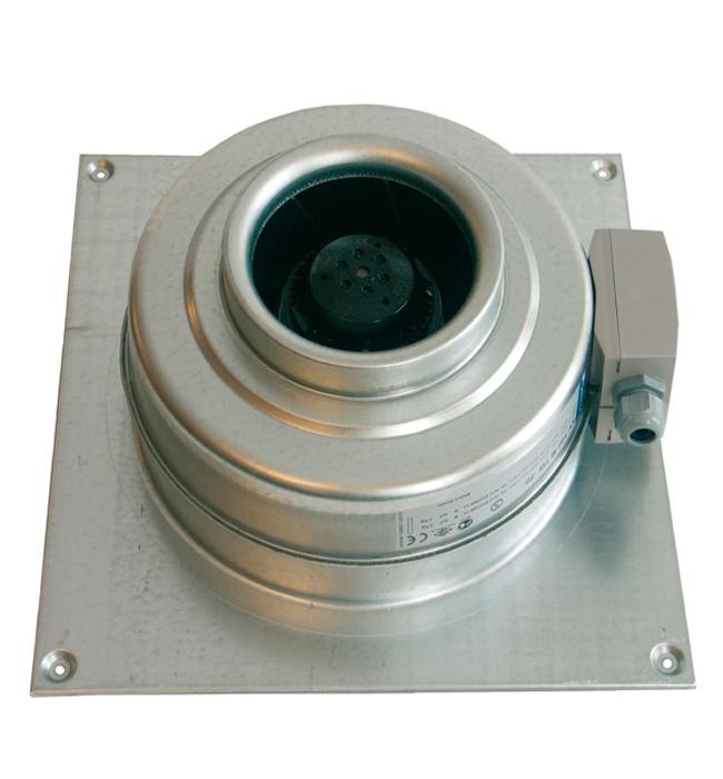 Канальный вентилятор KV 100 M sileo