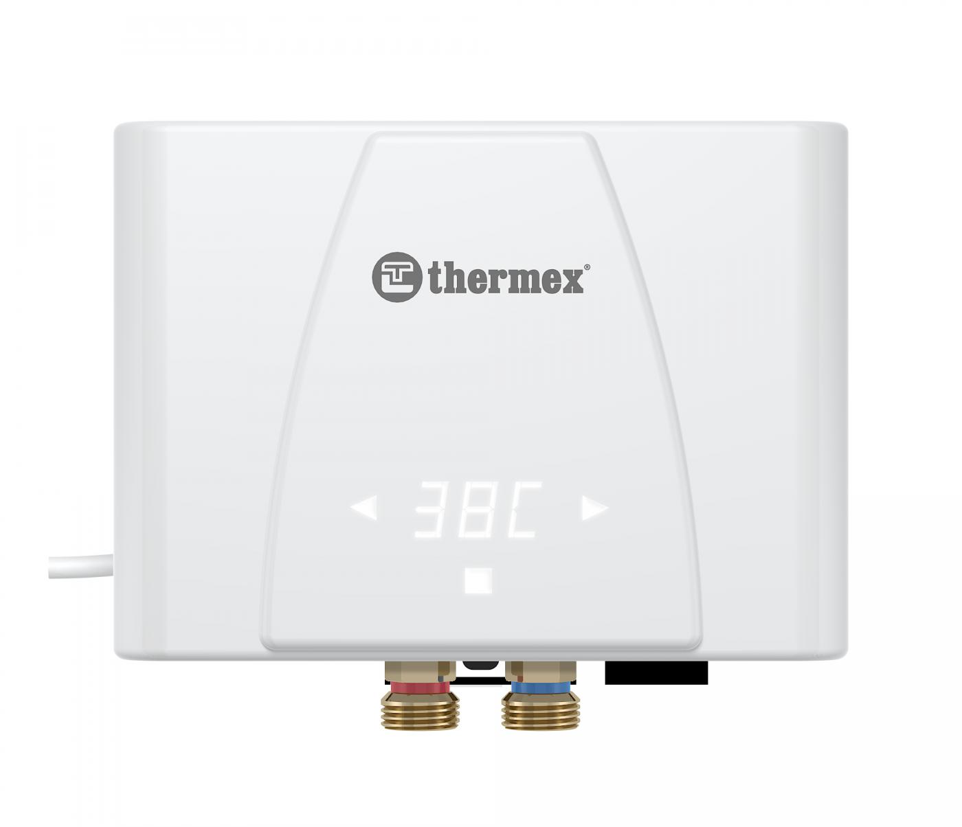 Проточный электрический водонагреватель Thermex Trend 4500 (211029)