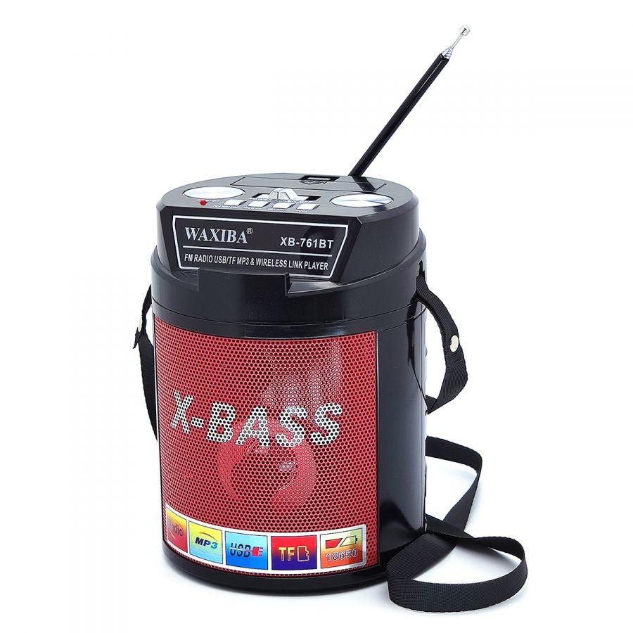 WAXIBA XB-761BT р/п (USB,Bluetooth)