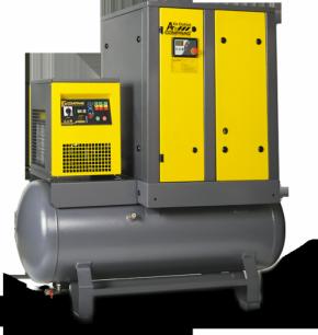 Винтовой компрессор COMPRAG ARD-2210-500 с осушителем