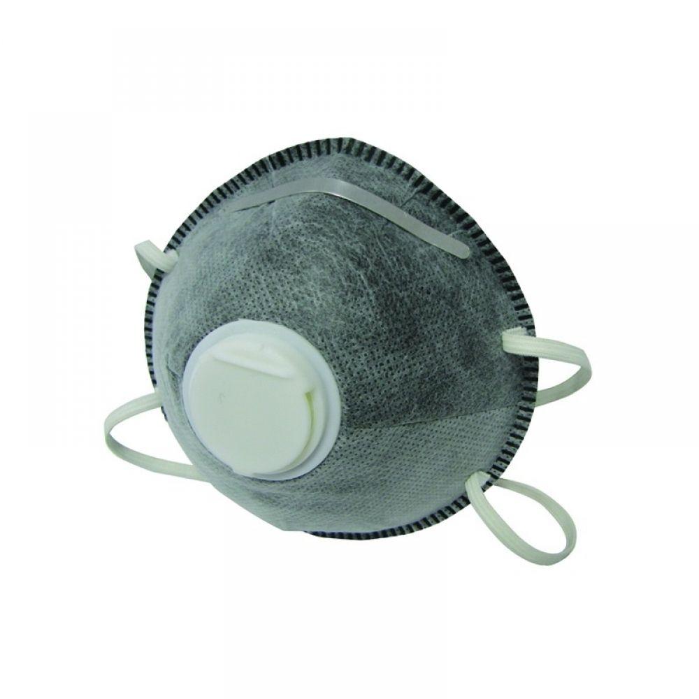 Маска респиратор с угольным фильтром