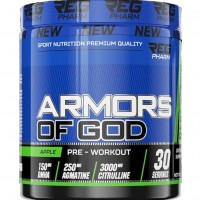 REG PHARM ARMORS OF GOD 25 порций