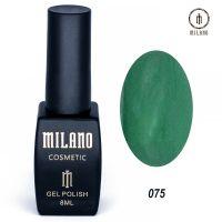 Гель-лак Milano Cosmetic №075, 8 мл