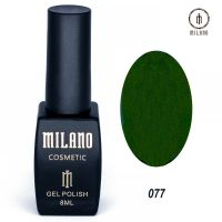 Гель-лак Milano Cosmetic №077, 8 мл