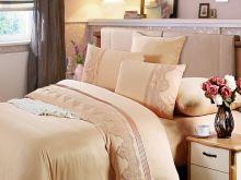 Комплект постельного белья Luxury LACE семейный  Арт.41/012-ML