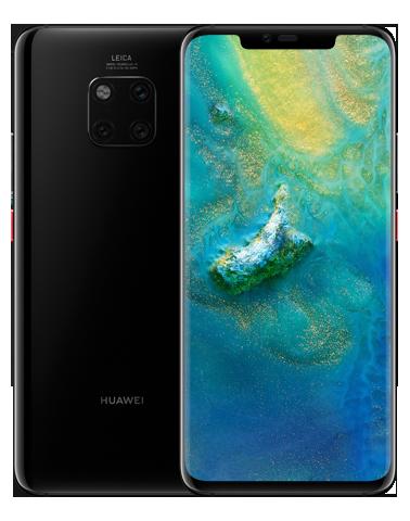 HUAWEI Mate 20 6/128GB Black