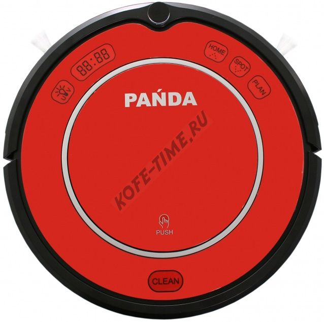 Робот-пылесос Panda X 950 Absolute Red