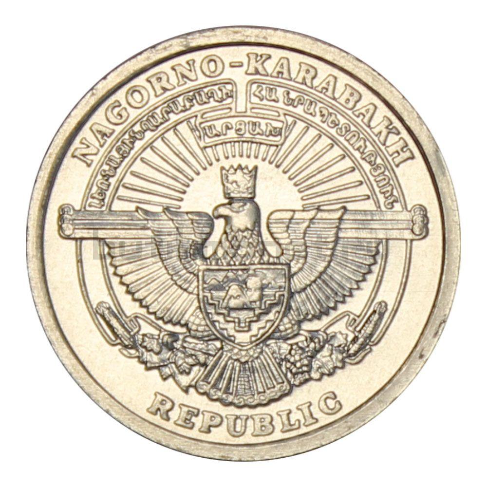 50 лум 2004 Нагорный Карабах Антилопа