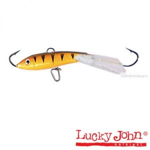 Балансир Lucky John Fin 5 + тройник / 50 мм / 19 гр  / цвет: 43