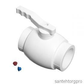 Кран шаровый PPRC 25   9900000025 Птк (Арт. 9900000025)