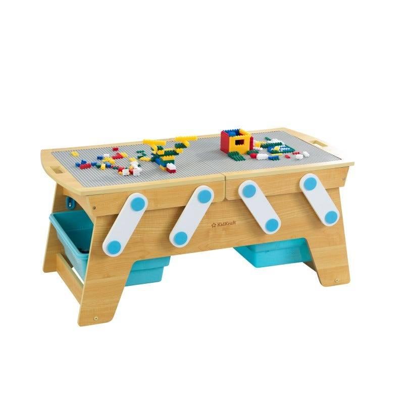 Игровой набор Стол для сборки и хранения LEGO Kidkraft 17512