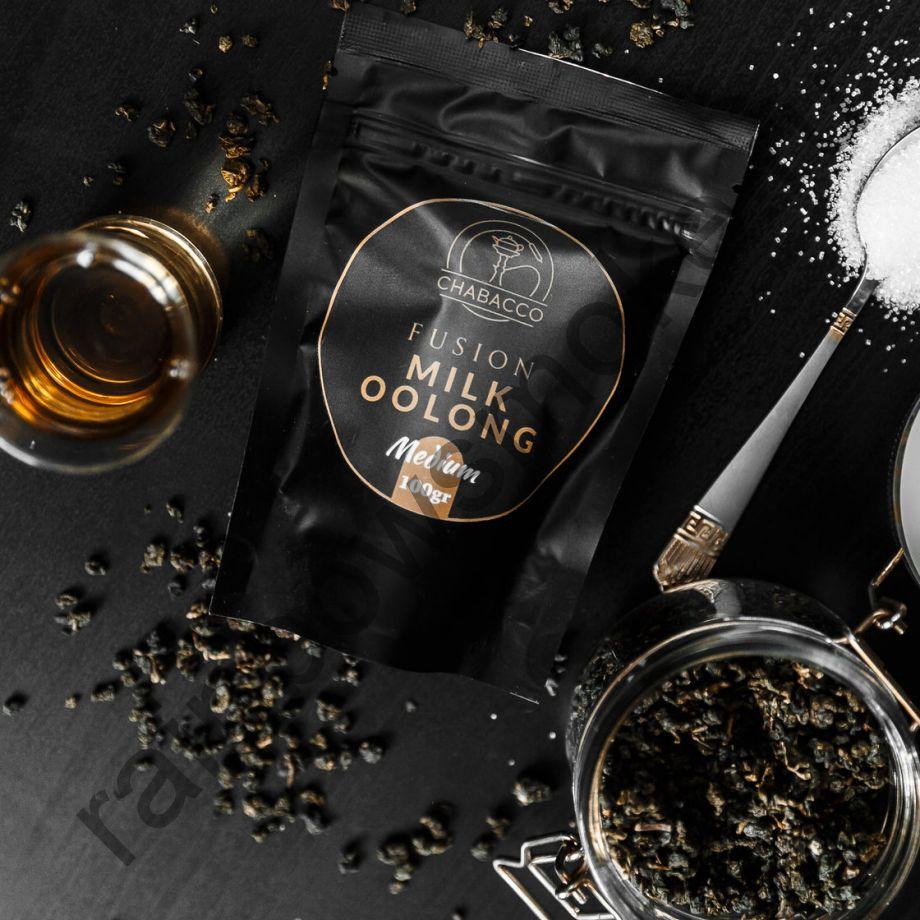 Chabacco Medium 50 гр - Milk Oolong (Молочный Улун)