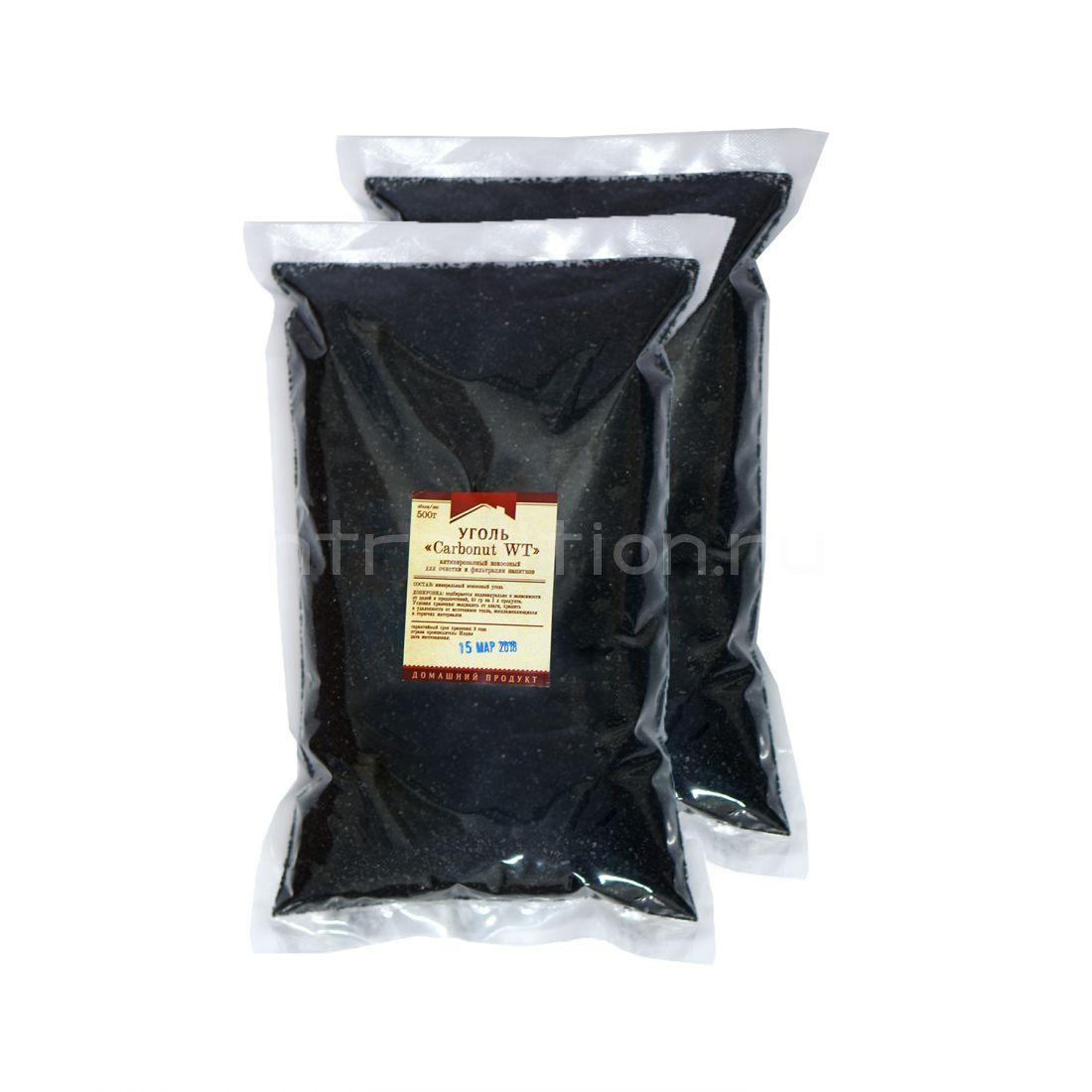 Кокосовый активированный уголь, 1 кг