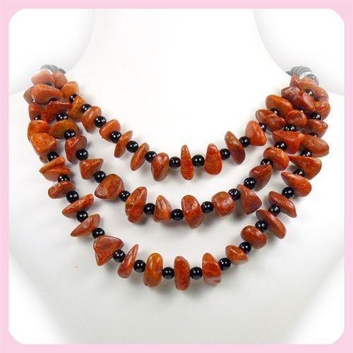 Ожерелье - Аватар - коралл губчатый