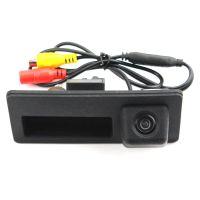 Камера заднего вида в ручку багажника Fiat 500