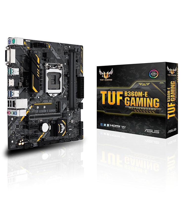 Материнская плата Asus TUF B360M-E Gaming Socket 1151